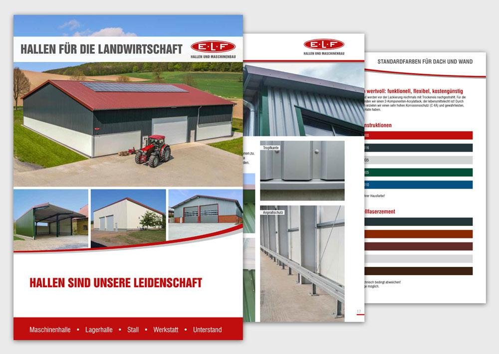 E.L.F-Broschüre Landwirtschaft