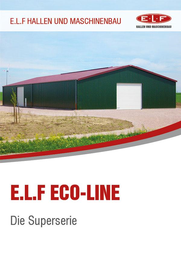 Broschüre E.L.F Eco-Line
