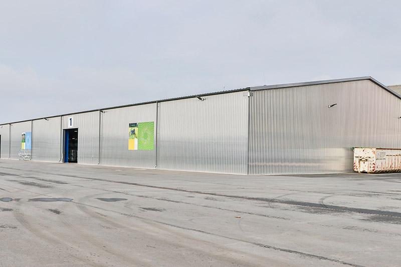 Lagerhalle Industrie 3