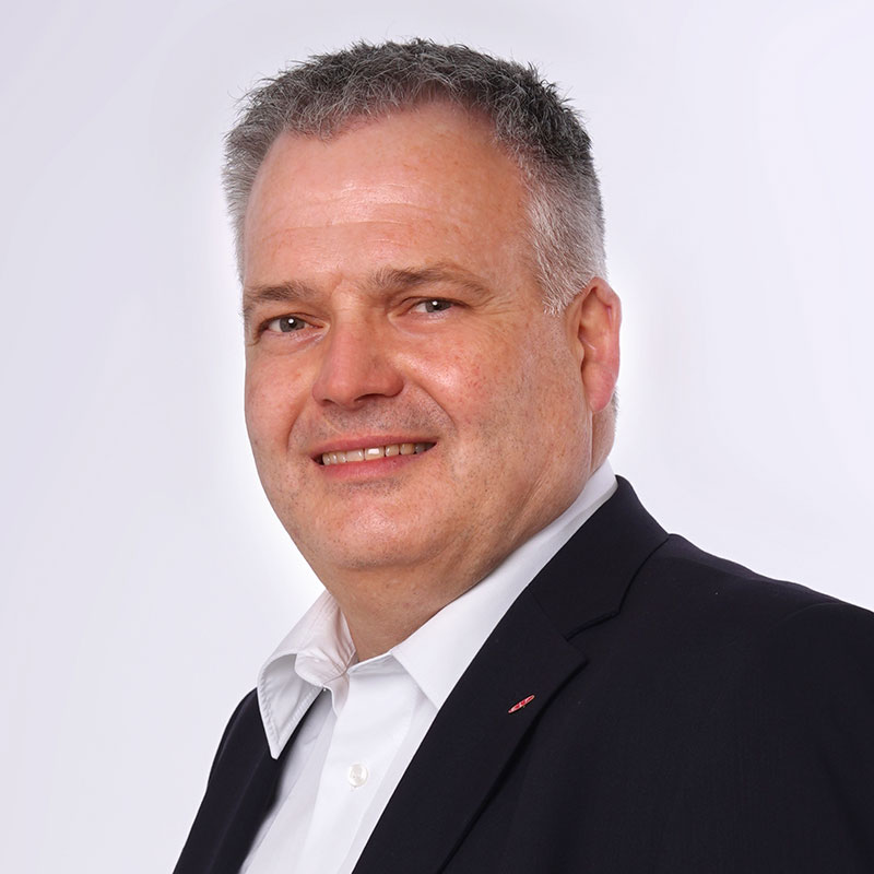 Bernd Meyer Gebietsverkaufsleiter bei E.L.F Hallen- und Maschinenbau
