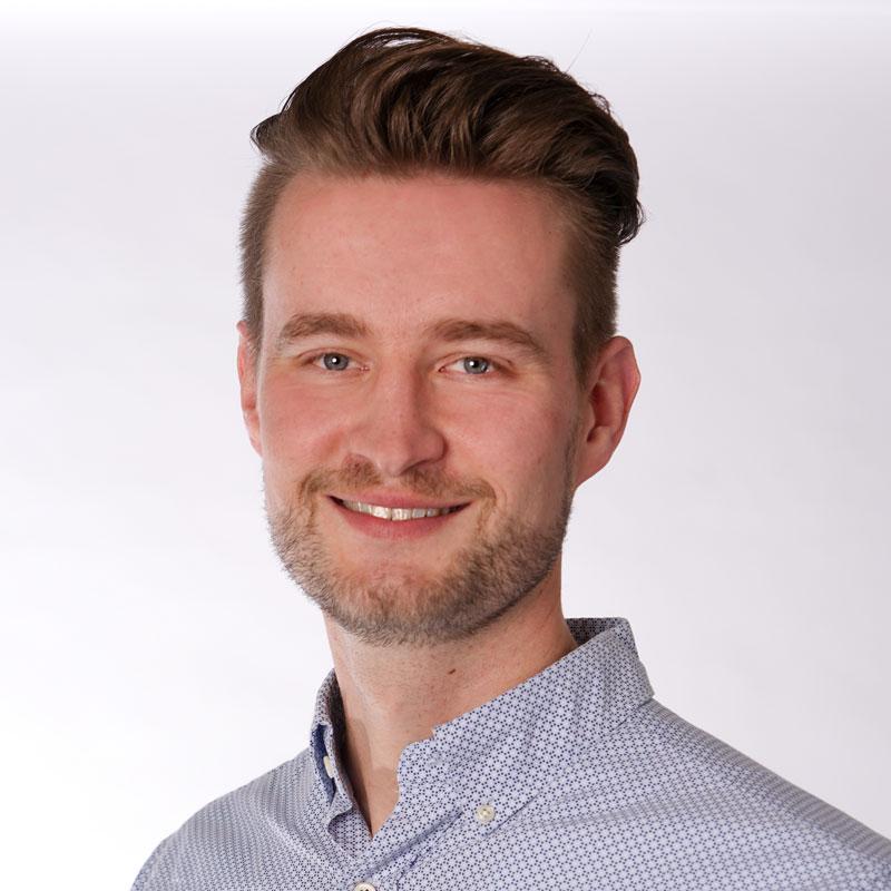 Jan Behme Bereichsleiter Produktion und Arbeitsvorbereitung bei E.L.F Hallen- und Maschinenbau GmbH