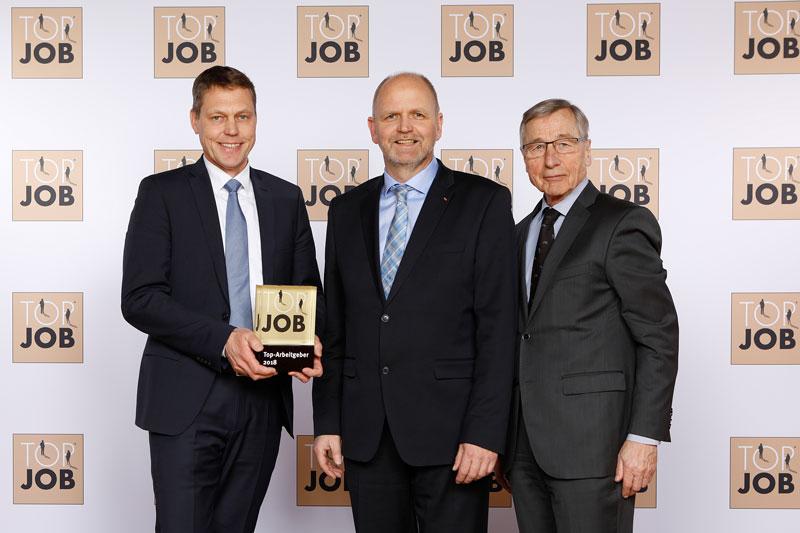 Auszeichnung Top Job