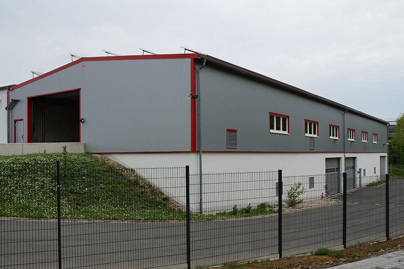 Katastrophenschutzzentrum