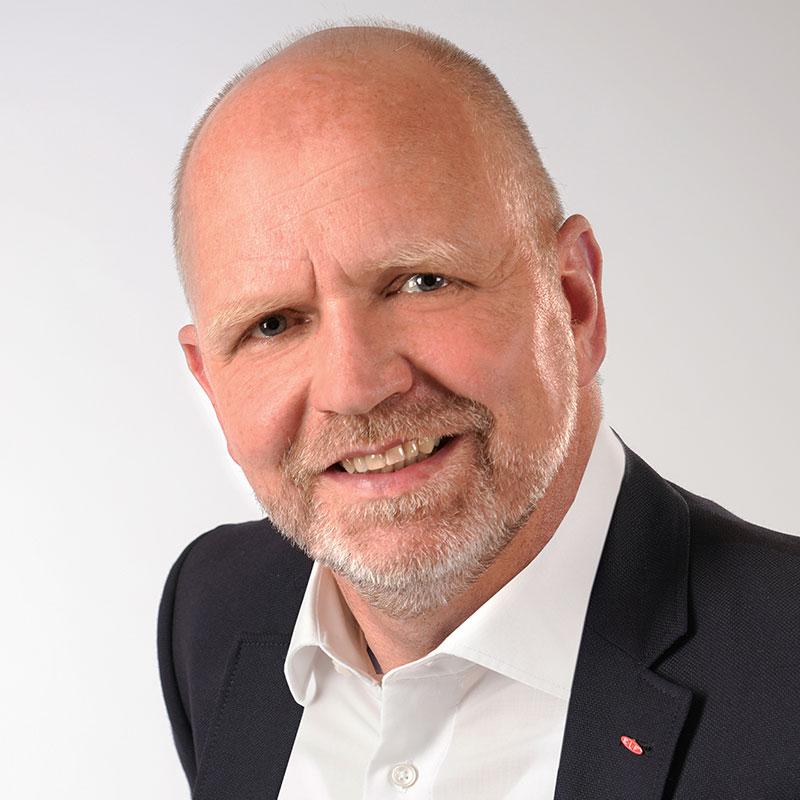 Klaus Brüggemann Geschäftsführer der E.L.F Hallen- und Maschinenbau GmbH