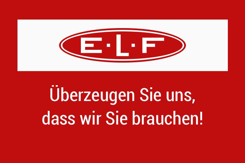 Initiativbewerbung E.L.F