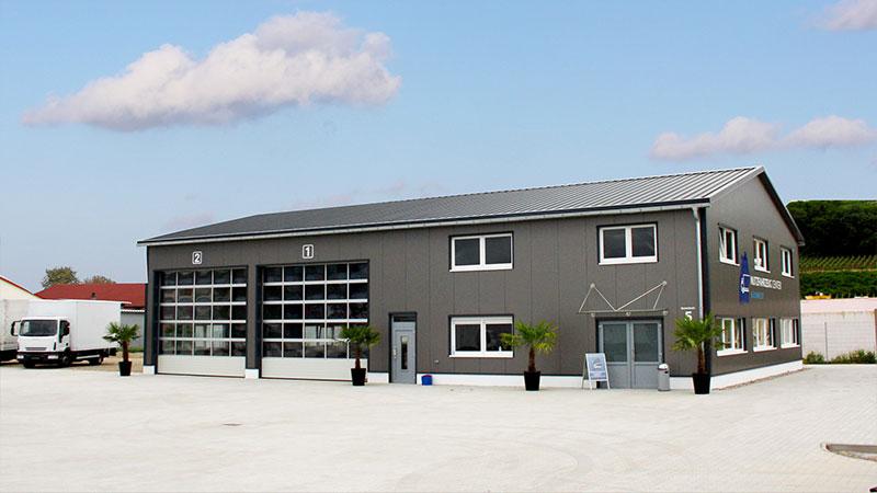 Halle Werkstatt