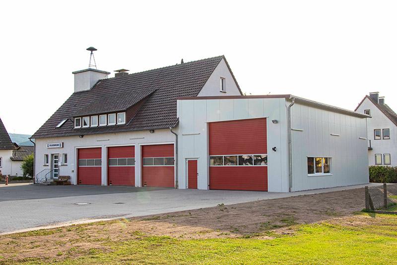 Anbau Feuerwehr