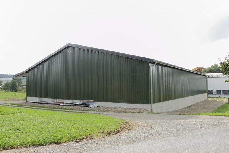 Landwirtschaftliche Mehrzweckhalle 2