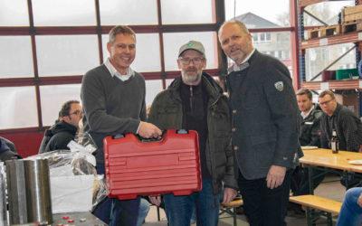 Josef Bonnes – ein Mann der ersten E.L.F-Stunde geht in den Ruhestand