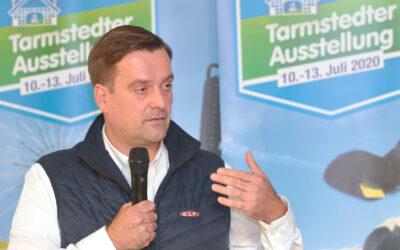 Fachberater Kai Rathing bei den Tarmstedter Gesprächen
