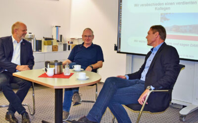 Nach 18 Jahren bei E.L.F: Prokurist Jürgen Held geht in den Ruhestand