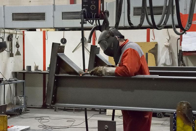 Schweißer / Schlosser / Konstruktionsmechaniker (m/w/d)  in Holzminden