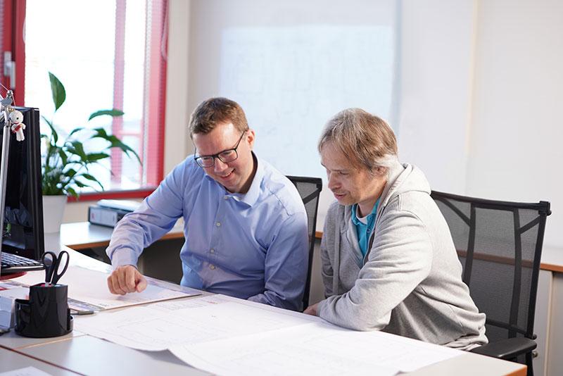 Bauzeichner, Bautechniker, Bauingenieur - mit dem Schwerpunkt Hochbau gesucht