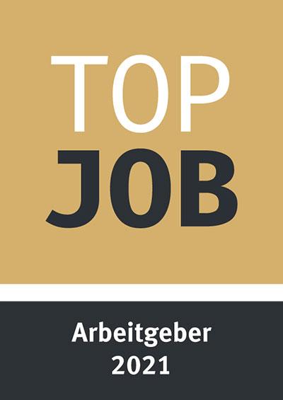Auszeichnung Top Job 2020